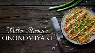 Walter Riesen's Okonomiyaki