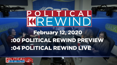Political Rewind 02/12/20