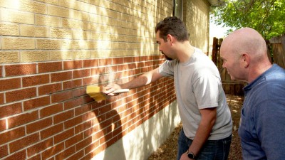 Humidity Mystery, Brick Patch | Ask TOH