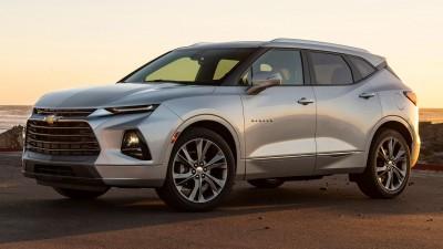 2019 Chevrolet Blazer & 2019 Subaru Crosstrek Hybrid