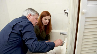 Water Filter, Bathroom Caulking | Ask TOH