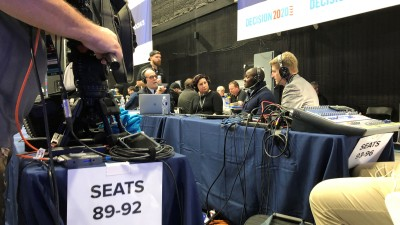 Political Rewind: Democratic Presidential Hopefuls Debate In Atlanta