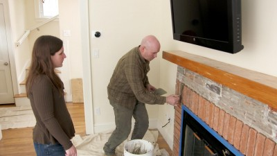Radiator, Fireplace Veneer | Ask TOH