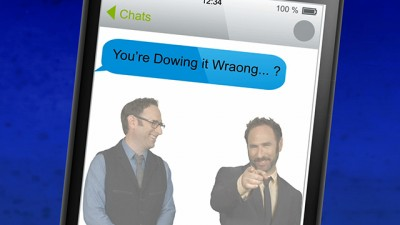 You're Texting Wrong!