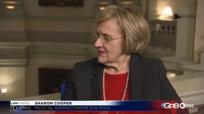 Rep. Sharon Cooper Interview