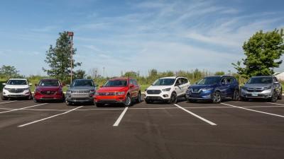 Cars.com Compact SUV Challenge & 2017 Callaway SC750 Camaro