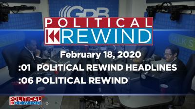 Political Rewind 02/18/20