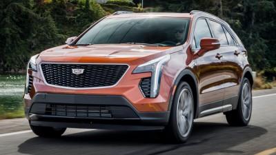 2019 Cadillac XT4 & 2019 Jaugar I-PACE