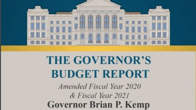 Kemp Proposes Record $28.1 Billion State Budget As Some Agencies Face Cuts