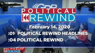 Political Rewind 02/14/20