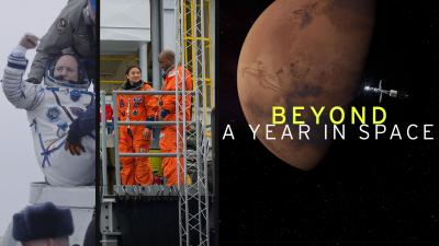 A Year in Space