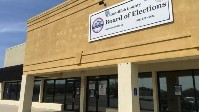 Bibb Board Of Elections Hears Candidate Challenge, Pushes Absentee Ballots, May Change Polling Sites