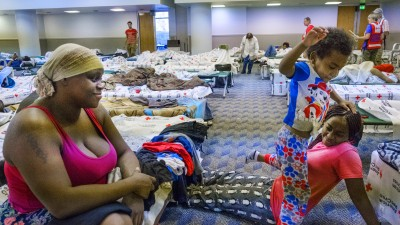 After Hurricane Michael, A First Ever Use Of Disaster Welfare Aid