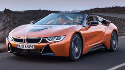 2019 BMW i8 Roadster and 2018 i3s & 2019 Kia Forte