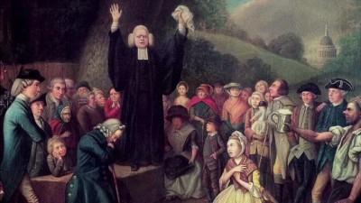 God in America: One: A New Adam