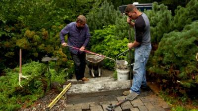 Ask TOH | Walkway Reset, Chipped Floor