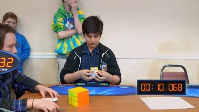 Tariq's Cube