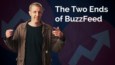 Chris McKinlay: The Two Ends of BuzzFeed