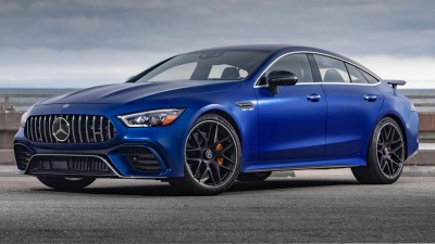 2020 Mercedes-AMG GT 63 S & 2020 Jeep Wrangler EcoDiesel