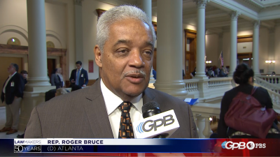 Interview with Rep. Roger Bruce