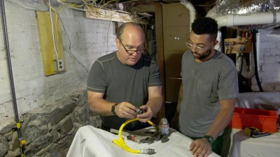 Stucco Repair, Gas Dryer | Ask TOH