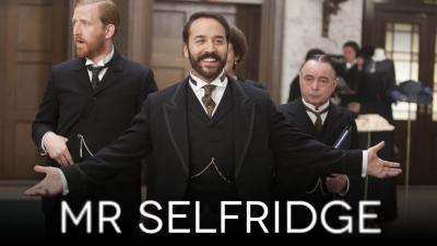 Mr. Selfridge - Masterpiece