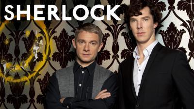 Sherlock - Masterpiece