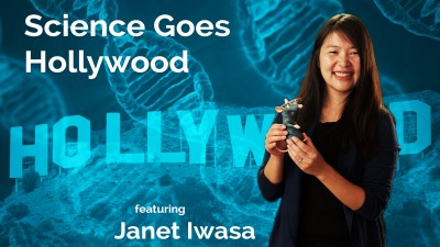 Janet Iwasa: Science Goes Hollywood