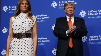 Political Rewind: President, First Lady Deliver Remarks in Atlanta