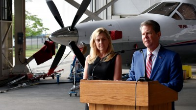 Kemp Says He's Delivered On Promises During First 100 Days