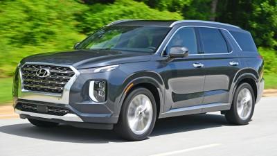 2020 Hyundai Palisade & 2020 Jeep Gladiator