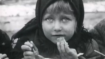America's Gift to Famine Stricken Russia