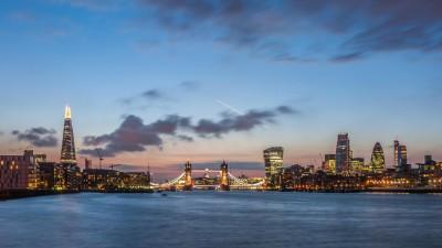 Sinking Cities: London