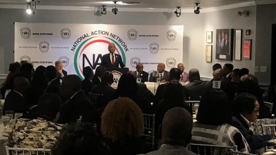 5 Democratic Candidates Campaign At National Action Network Breakfast