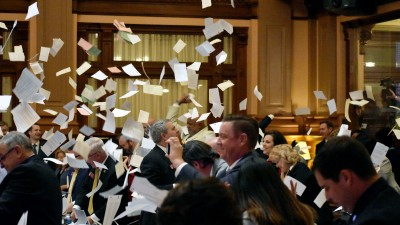 Sine Die 2019: Live Updates From The Gold Dome