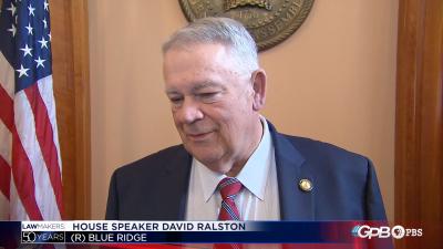 House speaker David Ralston State Budget Presser 03/10/2020
