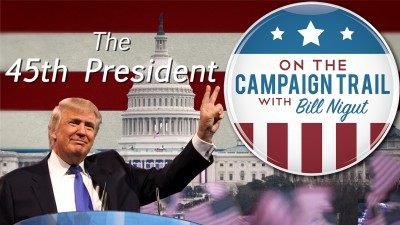 Episode 10: The 45th President