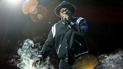 will.i.am and Friends Featuring the Black Eyed Peas