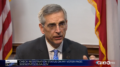 Secretary of State on Georgia's New Voting Machines