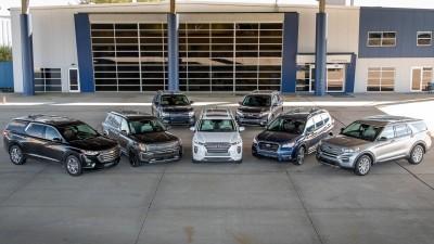 3-Row SUVs & 2019 Audi e-tron