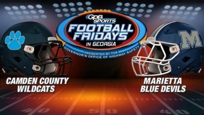 Football Fridays In Georgia: Camden County vs. Marietta