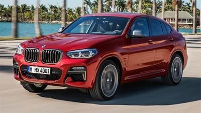 2019 BMW X4 & Subcompact SUV Challenge