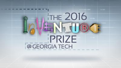 Georgia Tech Inventure Prize Final 2016