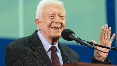 Jimmy Carter Weighs In On Impeachment, Says Trump Is 'Trying To Stonewall' Investigation