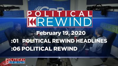 Political Rewind 02/19/20