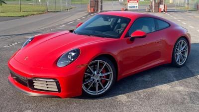 2020 Porsche 911 Carrera S & 2020 Ford Explorer