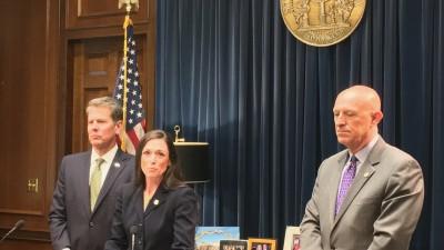 Kemp Announces Head Of New GBI Gang Task Force