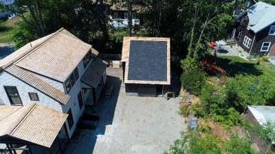 Powering Net-Zero |The Jamestown Net Zero House