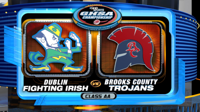 CLASS AA FINAL: DUBLIN VS. BROOKS CO.