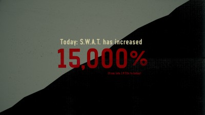 The Rise of SWAT